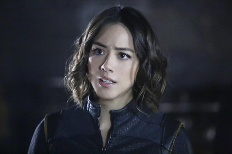 Agents of S.H.I.E.L.D.: Chloe Bennet