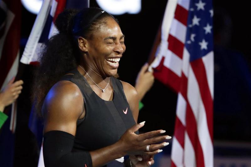 Serena Williams bevallen van dochter