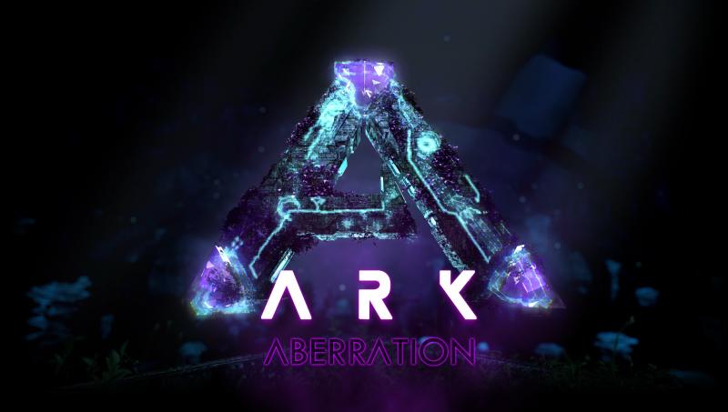ARK: Survival Evolved - Aberration - Logo
