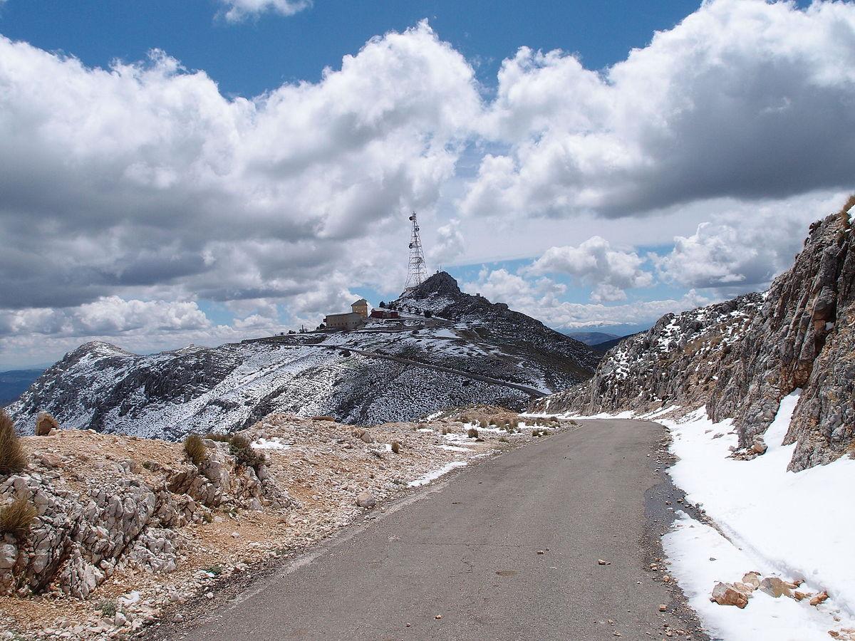 We gaan naar de Cumbre de la Pandera (Foto: Panoramio)