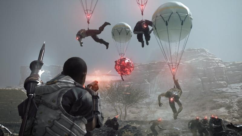 Metal Gear Survive - Weather Balloons (Foto: Konami)