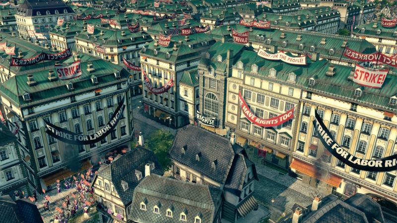 Anno 1800 - Rellen (Foto: Ubisoft)