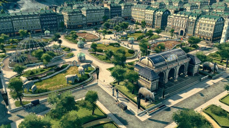 Anno 1800 - Dierentuin (Foto: Ubisoft)