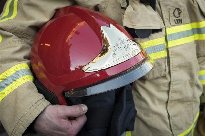 Brand in frietfabriek in Limburgs Lomm