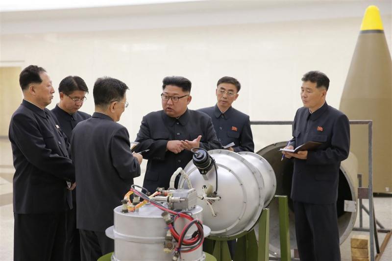 Aardbeving Noord-Korea door mogelijke kernproef