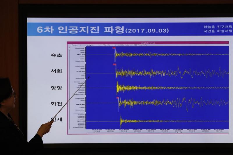China veroordeelt kernproef Noord-Korea