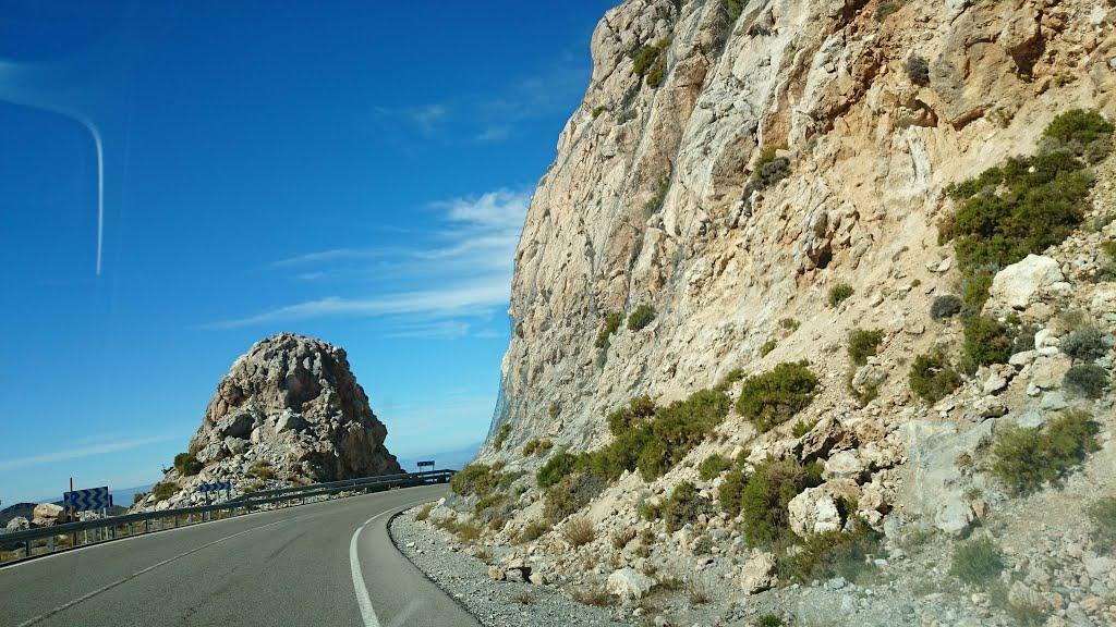 Mooi uitzicht onderweg (Foto: Panoramio)