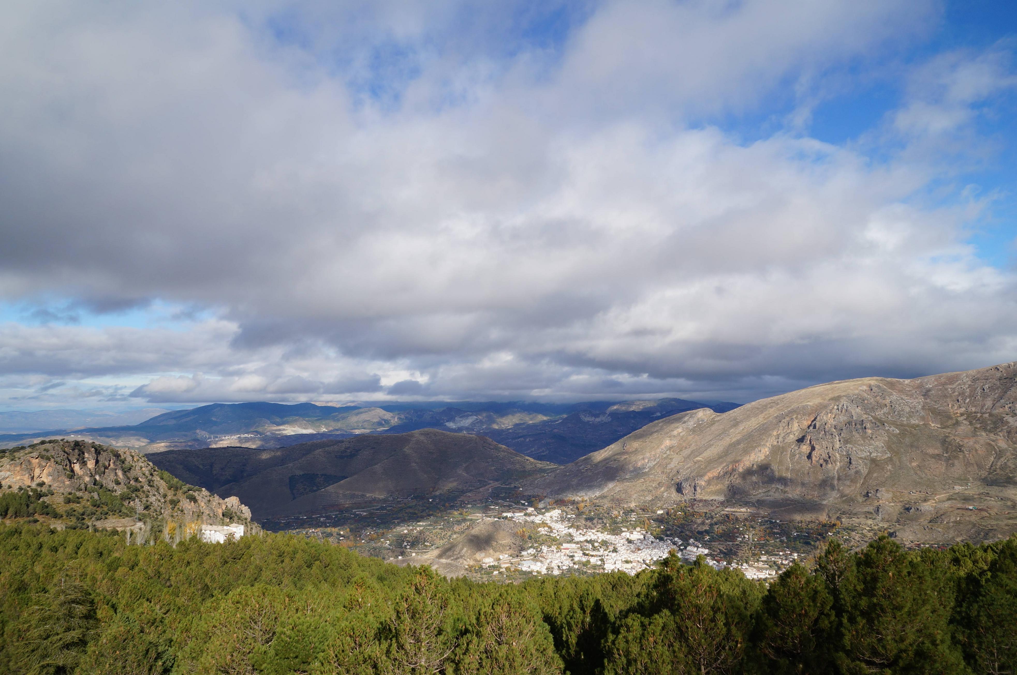 Het uitzicht is de moeite wel waard (Foto: Panoramio)