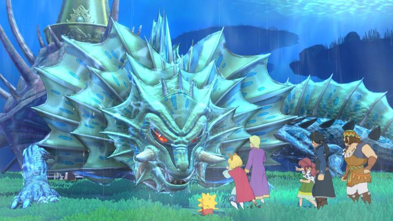 Ni no Kuni: Revenant Kingdom - Brineskimmer (Foto: Bandai Namco)