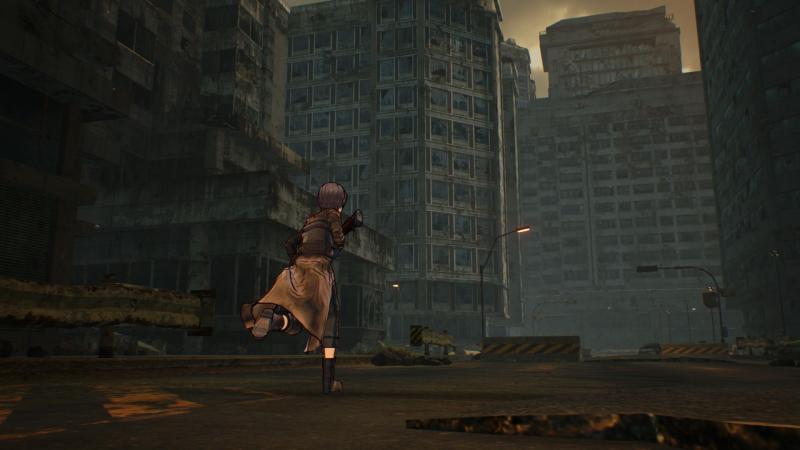 Sword Art Online: Fatal Bullet - Streets (Foto: Bandai Namco)