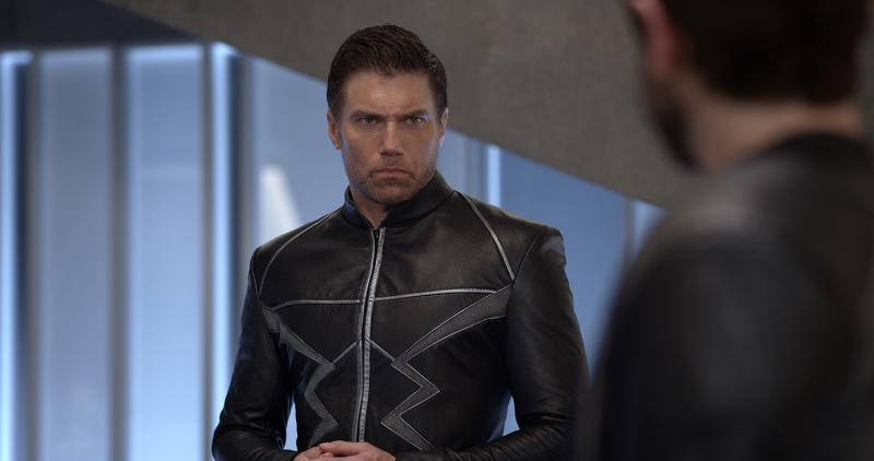 Inhumans: Anson Mount