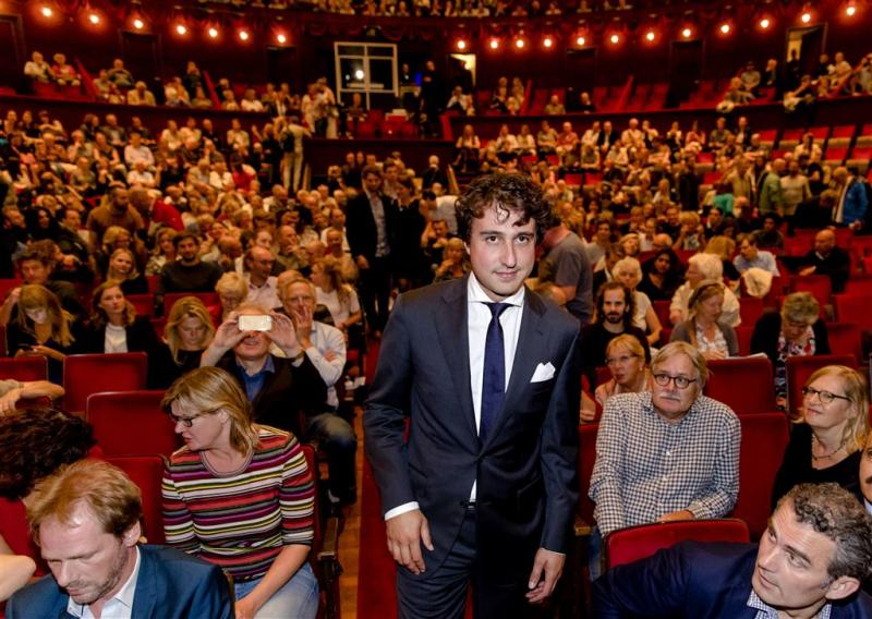 Applaus na documentaire Klaver in Carré