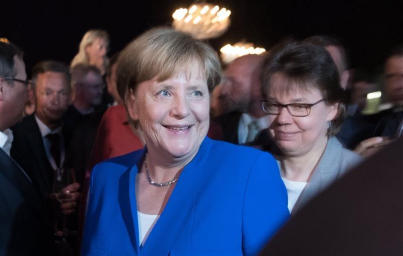 Website Merkel aangevallen vanuit Rusland