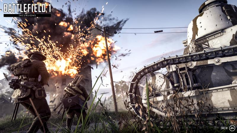 Battlefield 1: Incursions (Foto: Electronic Arts)