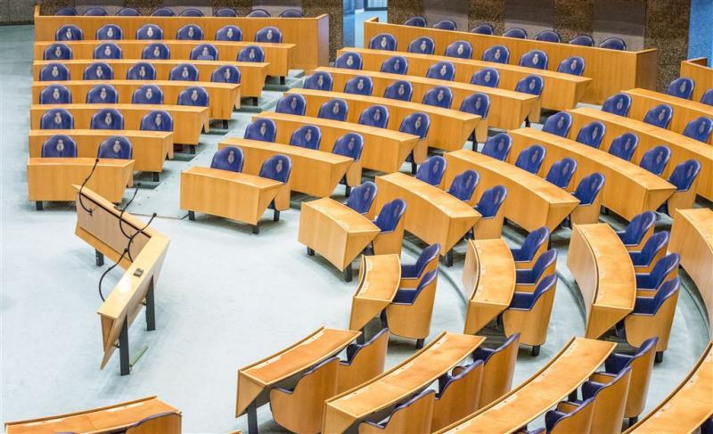 Kamer stelt Algemene Beschouwingen uit