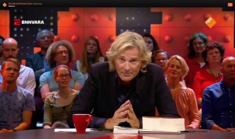 Matthijs vindt commotie om kapsel 'hilarisch'