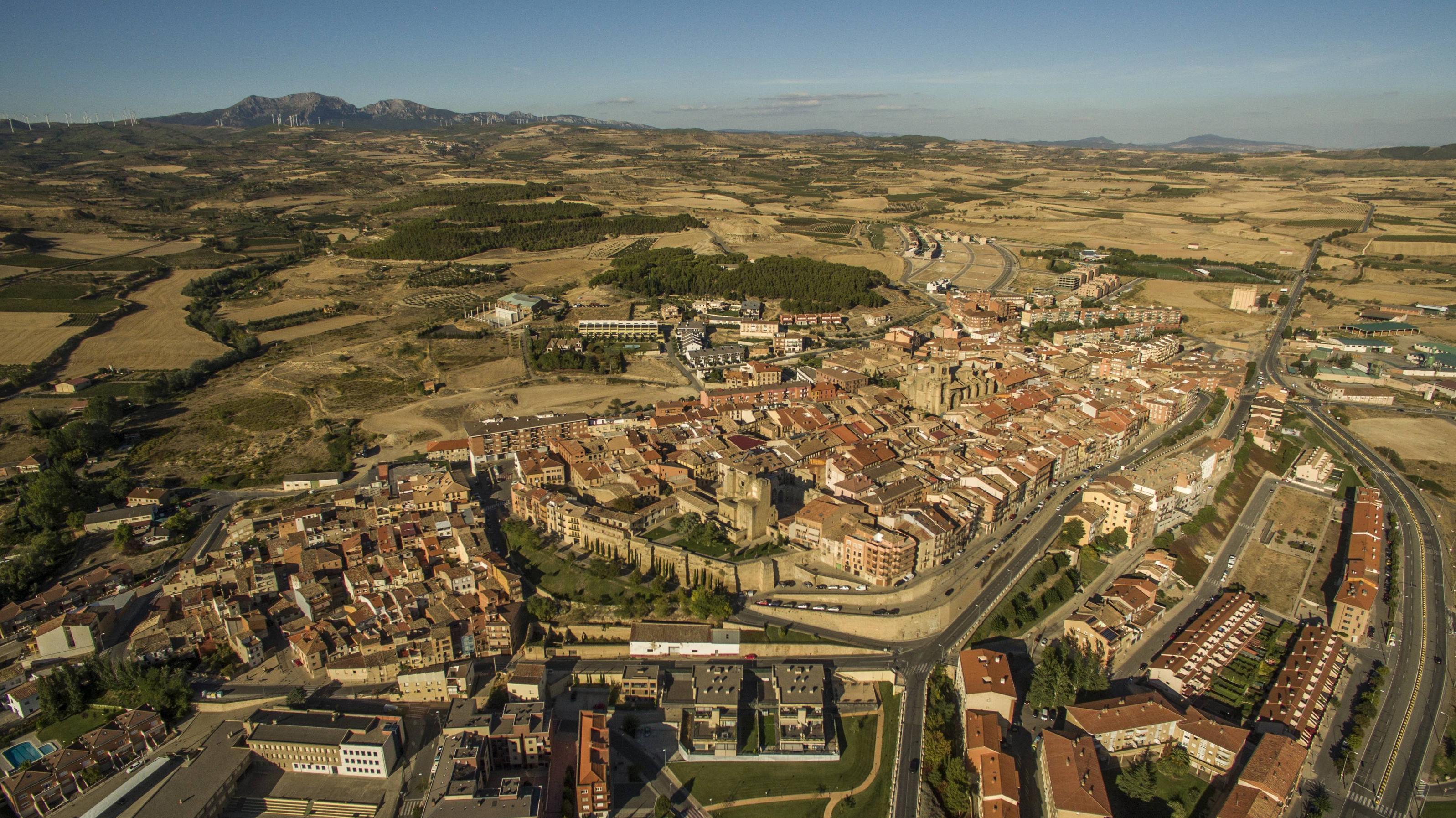 De omgeving is zo nu en dan best fraai (Foto: Panoramio)