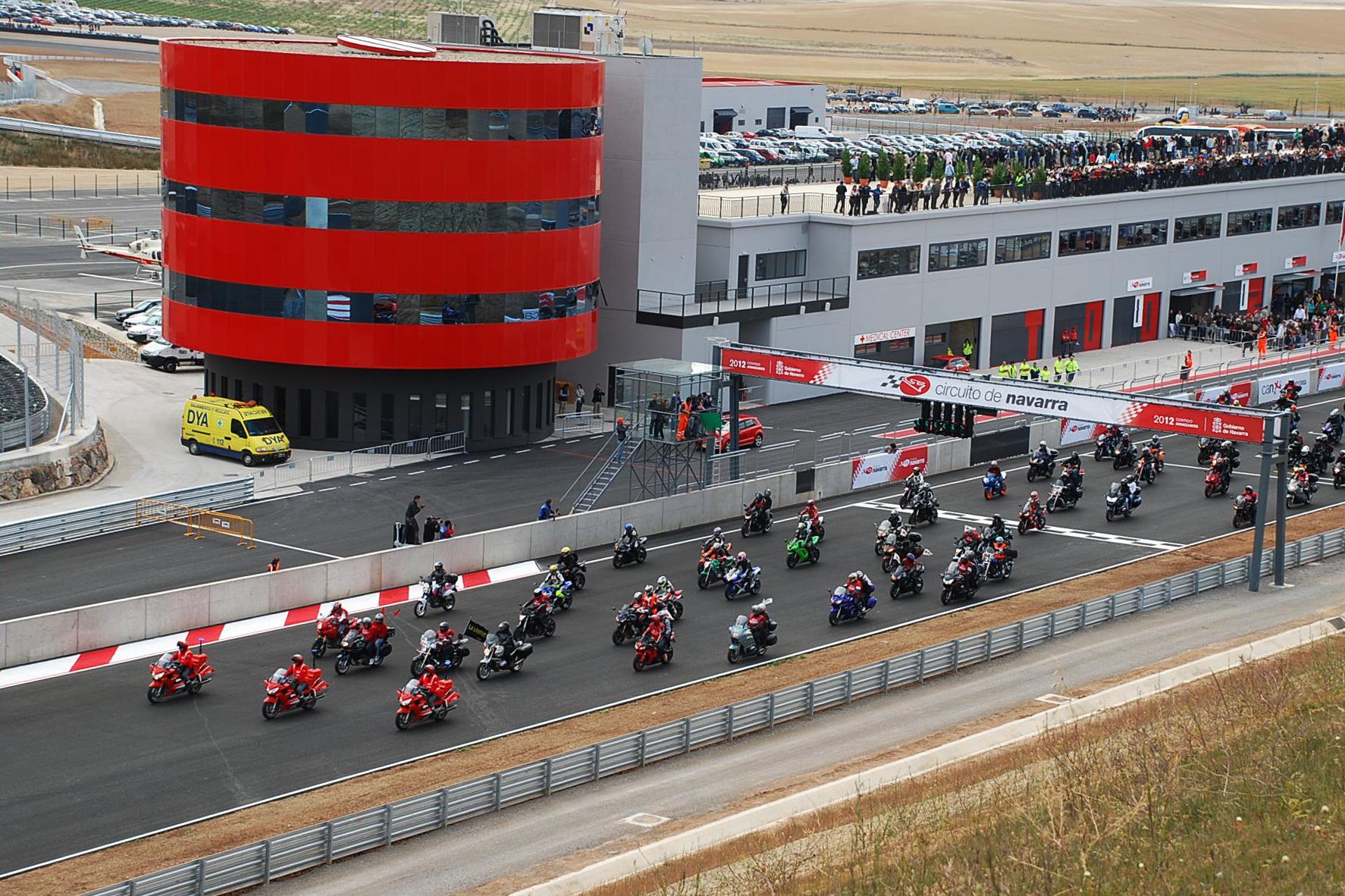 Het circuit van Navarra (Foto: WikiCommons)