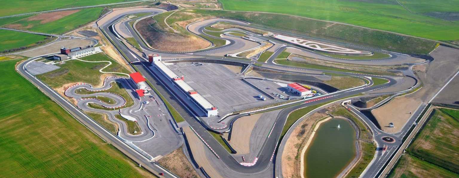 Het circuit van Navarra (Foto: Panoramio)