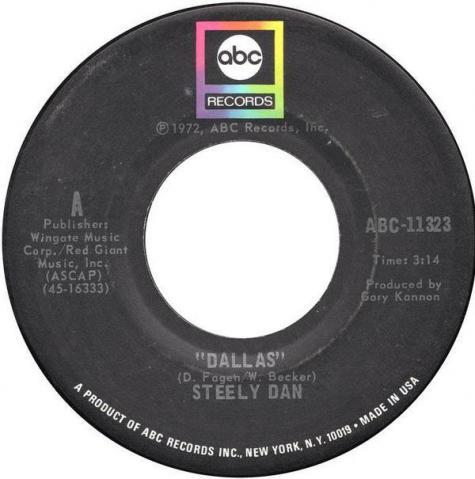 Steely Dan - Dallas