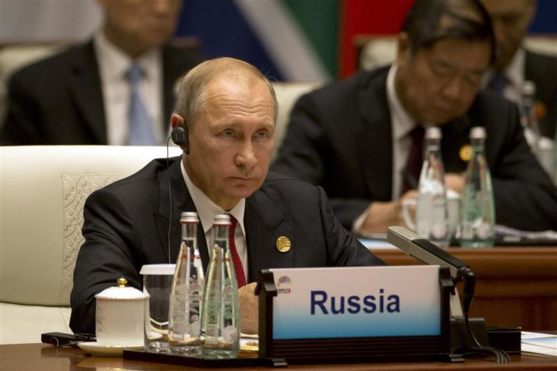 Poetin wil VS aanklagen om diplomatieke rel