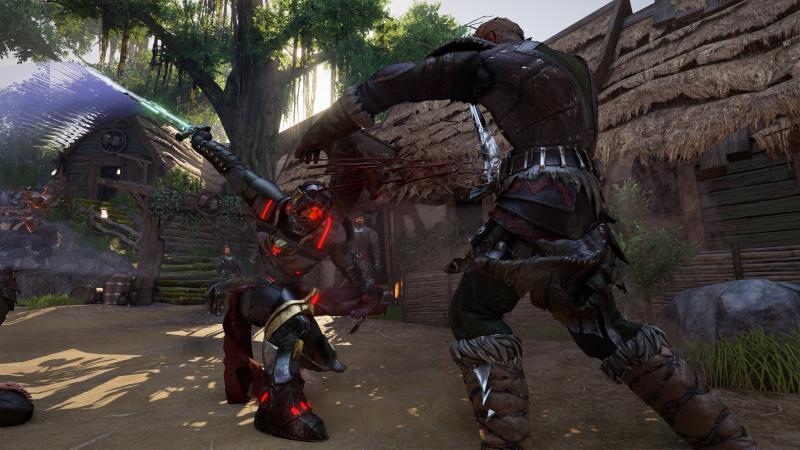 ELEX - Factie-strijd