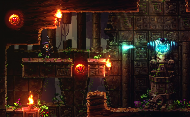 Steamworld Dig 2 - Cultus des Doods