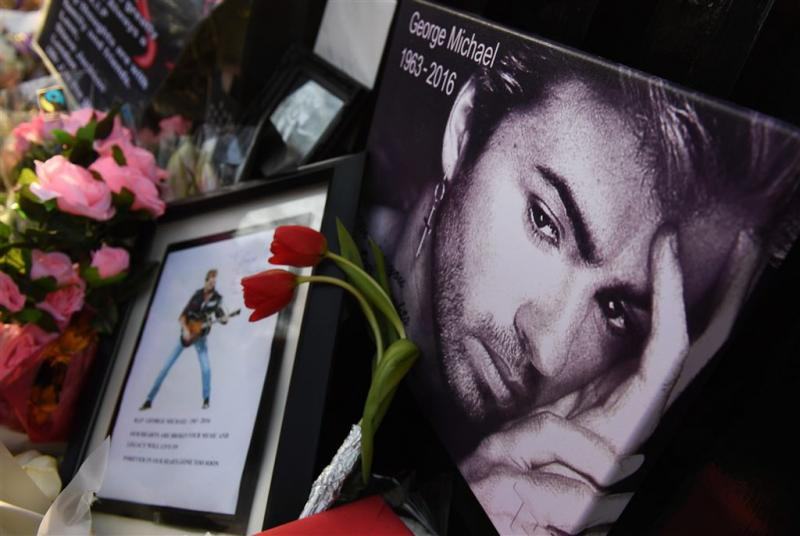 Fans in tranen over nummer George Michael