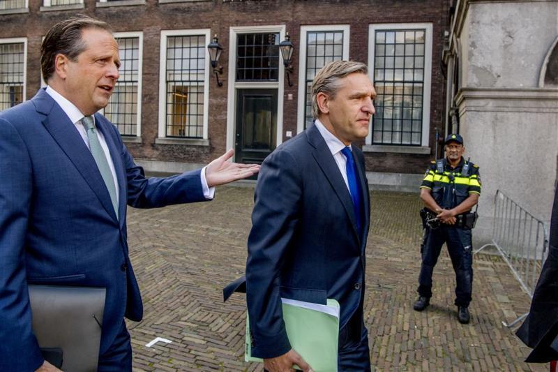'Nieuw kabinet telt zestien ministers'