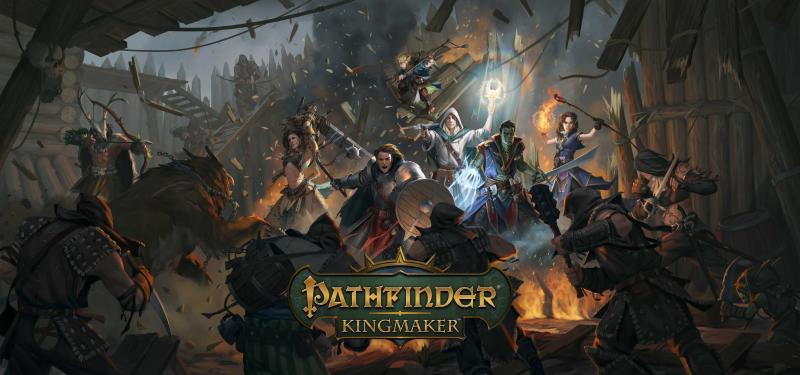Pathfinder: Kingmaker - Poster