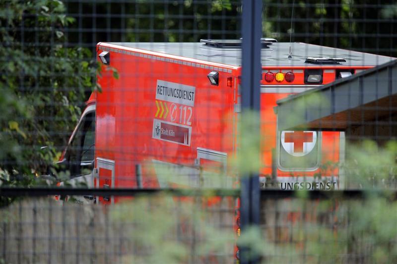 Vrachtwagen ramt bus: elf kinderen gewond
