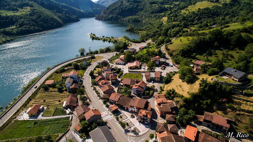 Het pittoreske Rioseco (Foto: Panoramio)