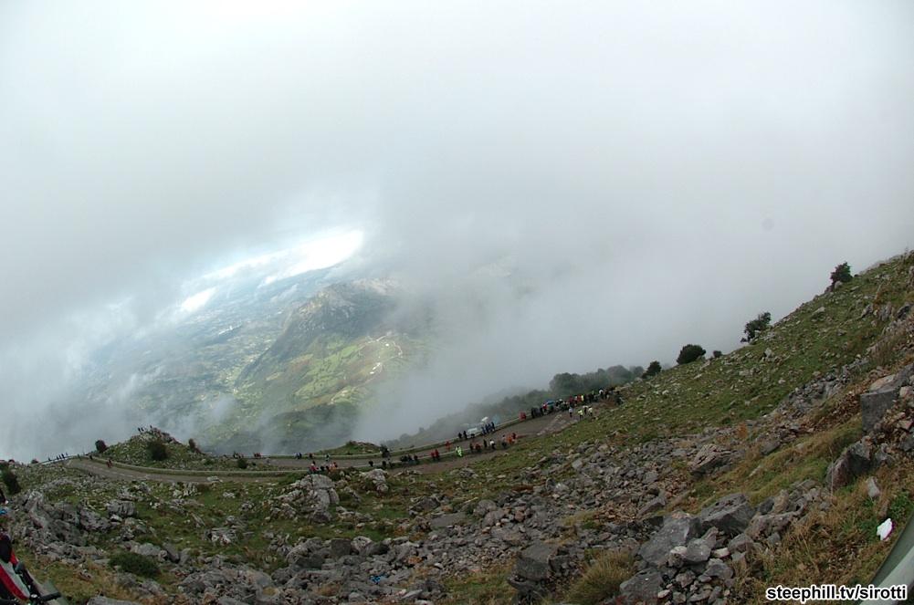 Nog één blik op de Angliru (Foto: Steephill)