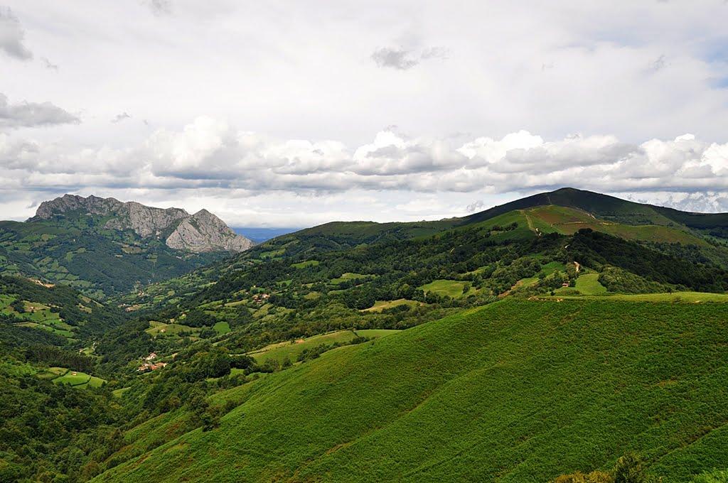 Nog een blik op de lokale omgeving (Foto: Panoramio)