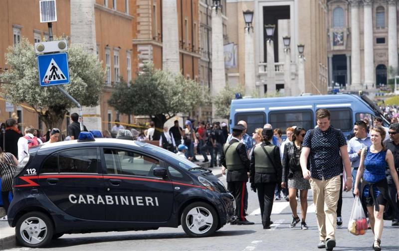 Italiaanse agenten beticht van verkrachting