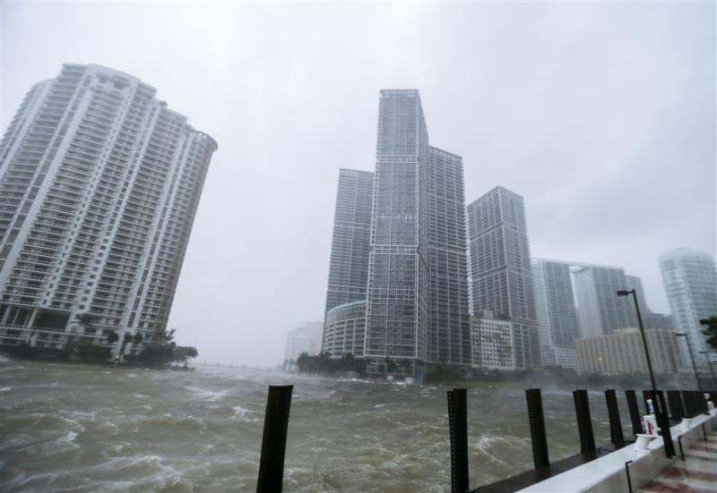 Eerste doden door orkaan Irma in Florida