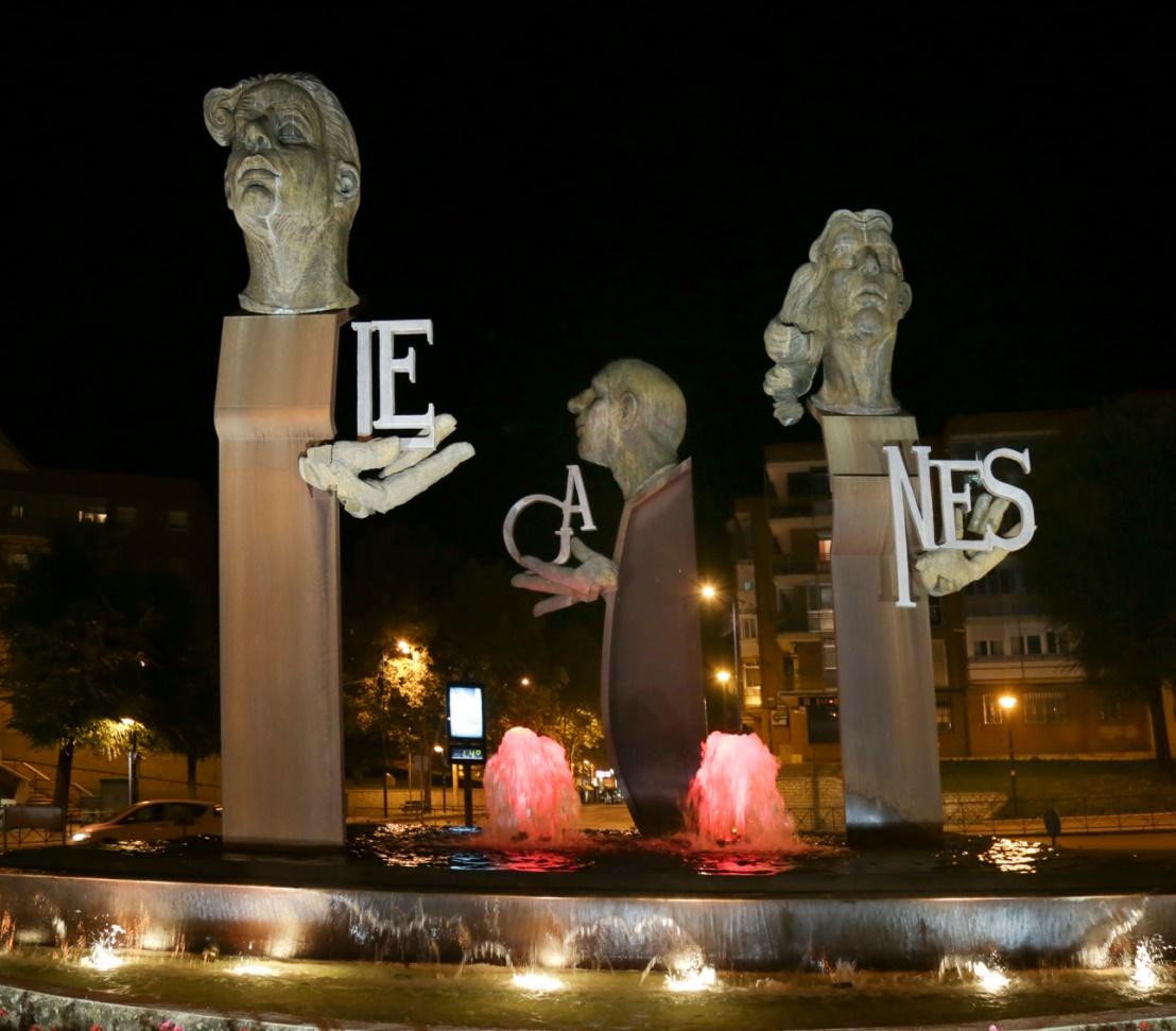 Rare kunst in Leganés (Foto: Panoramio)