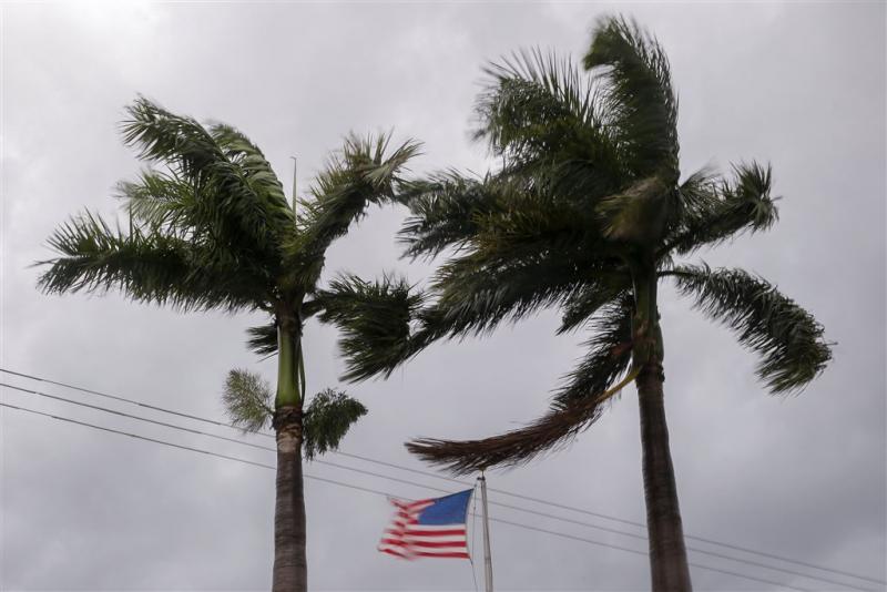 Florida merkt eerste gevolgen Irma
