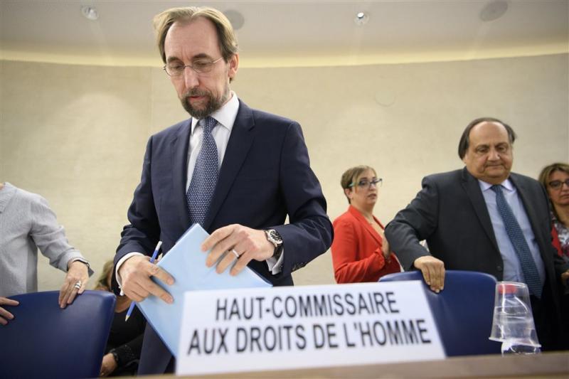 VN: etnische zuivering tegen Rohinyas Myanmar