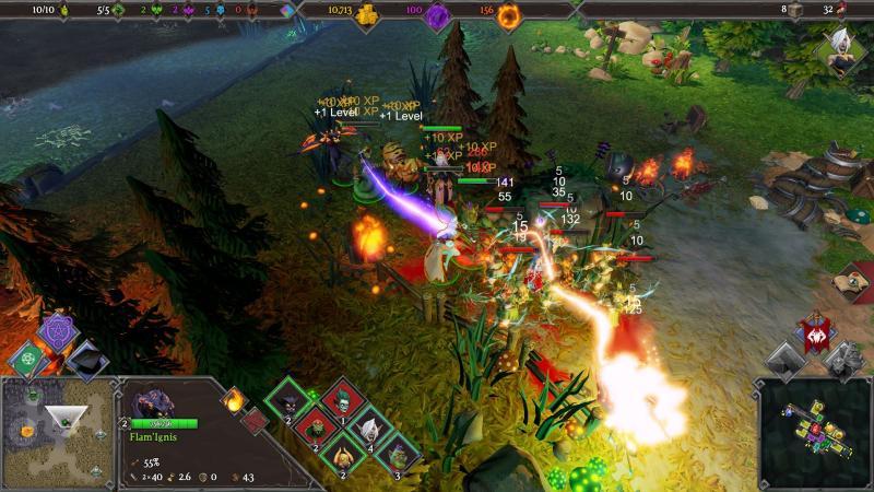 Dungeons 3 - Gevecht bovengronds