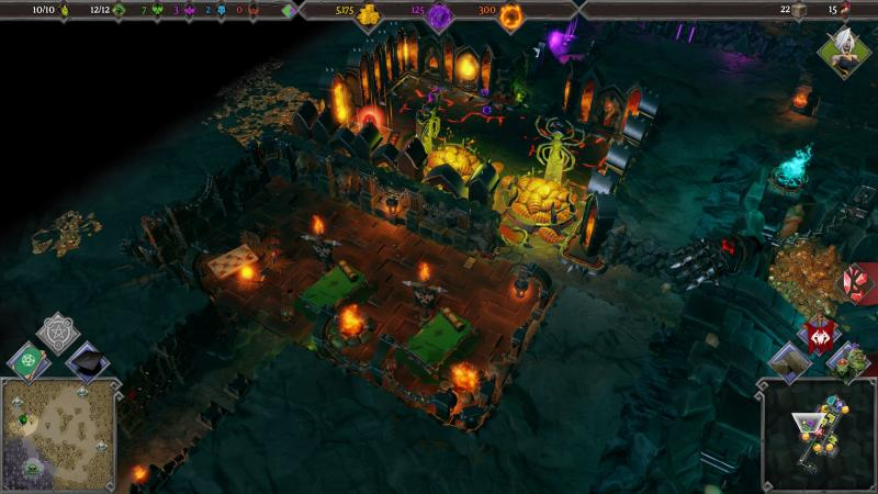 Dungeons 3 - Planning