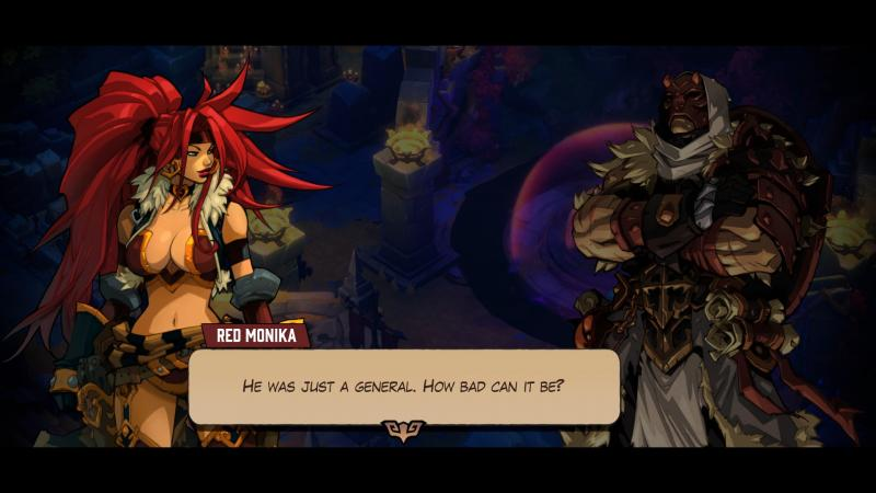 Battle Chasers: Nightwar - Verhaal