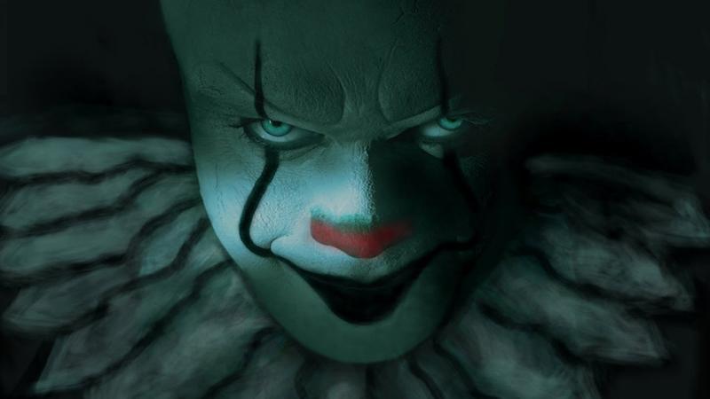 IT: Bill Skarsgård als Pennywise