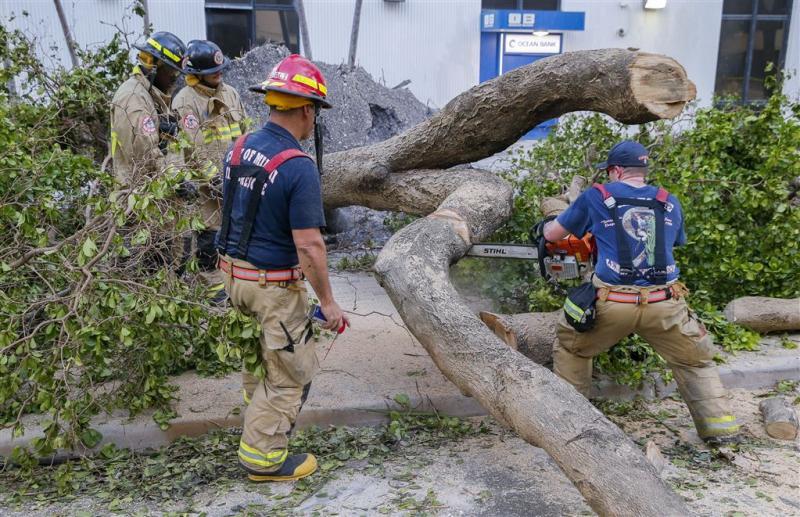 Inwoners Florida Keys mogen schade opnemen