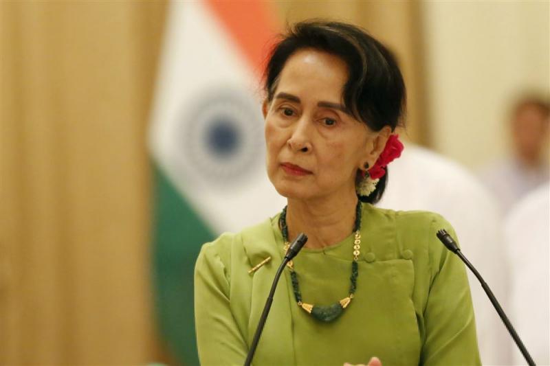 Onvrede over EU-prijs Aung San Suu Kyi