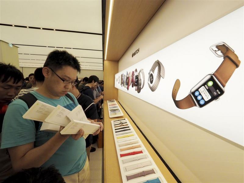 Nieuwe Apple Watch kan bellen