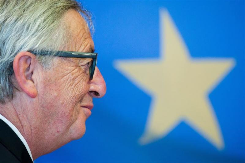 Juncker acht tijd rijp voor sterker Europa