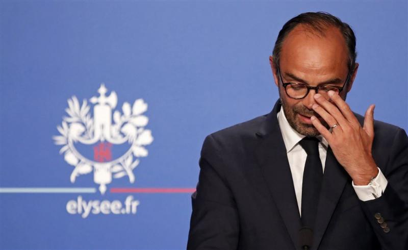 Franse regering: hervormingen gaan door
