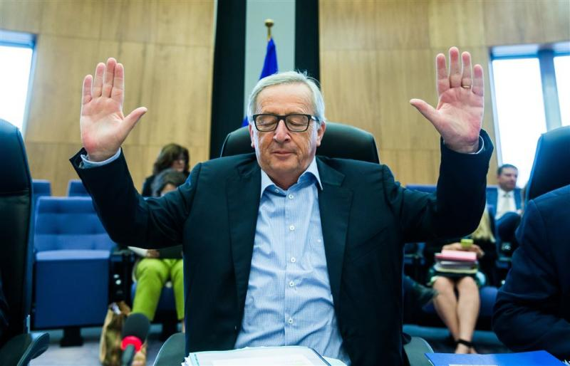Juncker wil EU-minister van Financiën