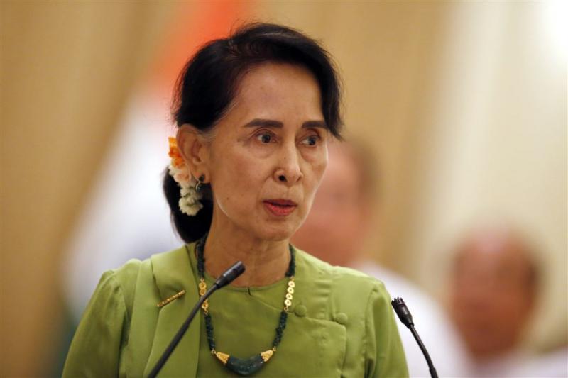 Suu Kyi gaat niet naar VN-vergadering